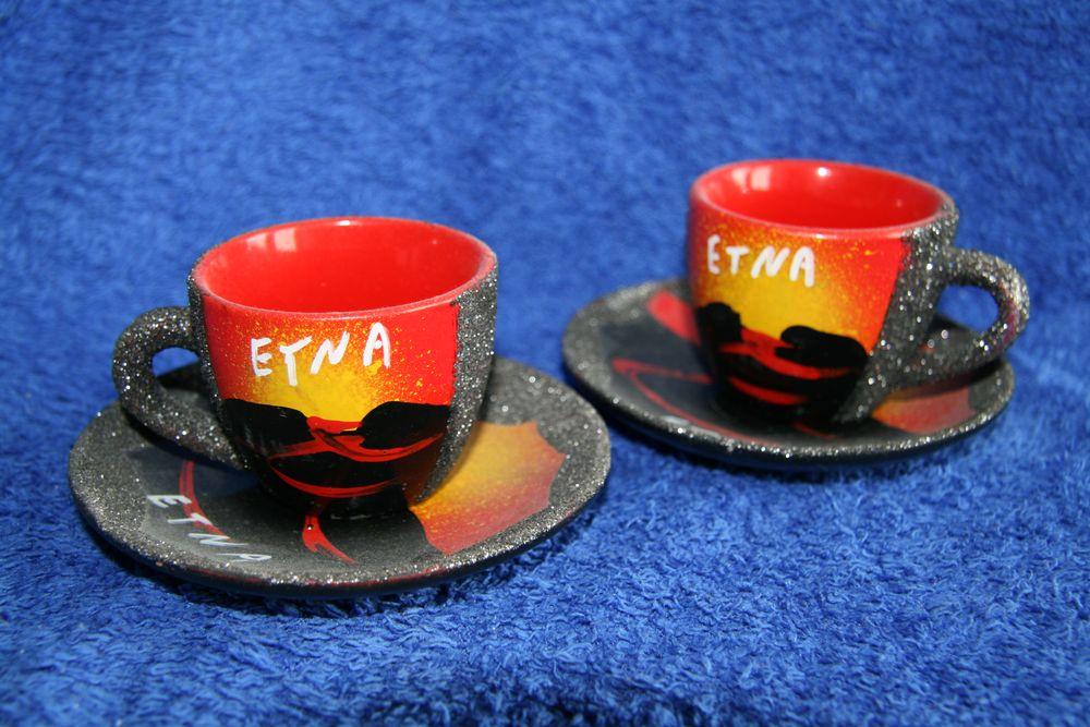 Кофейные чашки 6