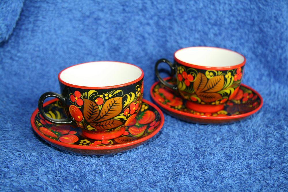 Кофейные чашки 4