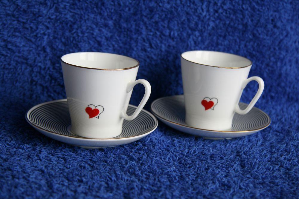 Кофейные чашки 8