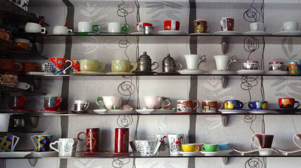 Кофейная коллекция cups.su